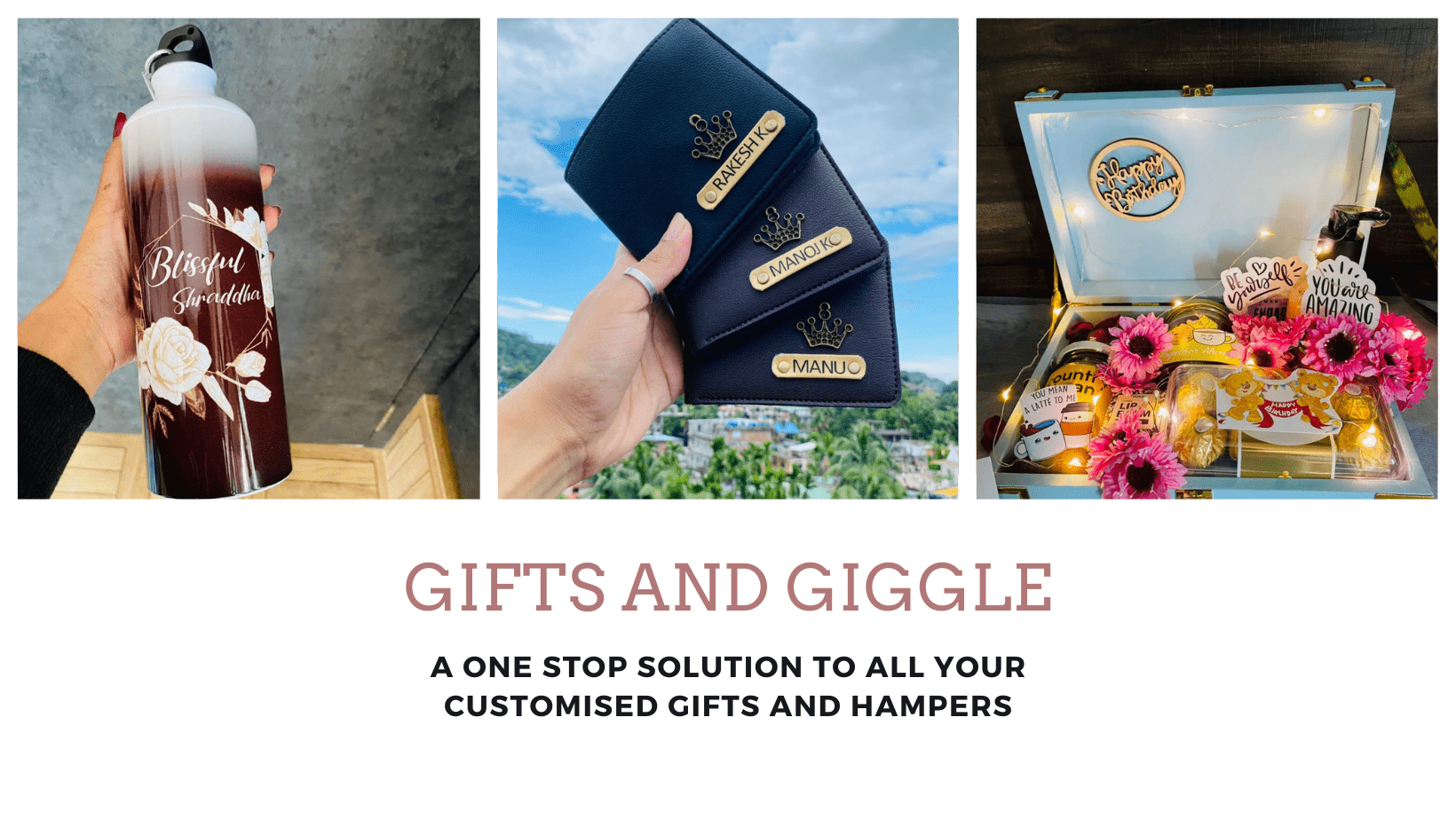 Gifts and Giggle
